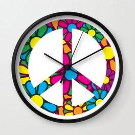 Ban da Bomb Wall Clock