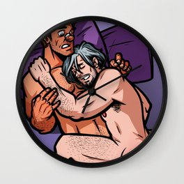Clint x Pietro Wall Clock