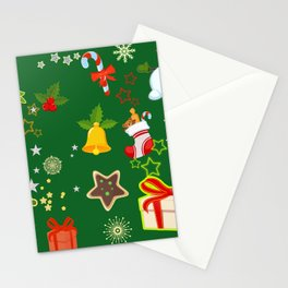 Merry Christmas 917 Stationery Cards
