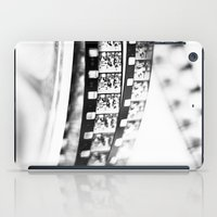 film iPad Cases featuring film by Ingrid Beddoes
