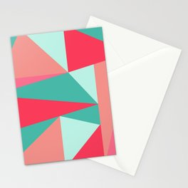 Geometry II (triangles) Stationery Cards