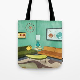 The Room 1962 Tote Bag