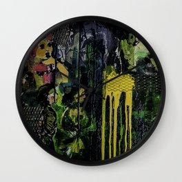 Every Wise Child Wall Clock