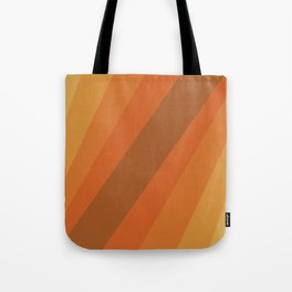 Retro Sunlight Tote Bag