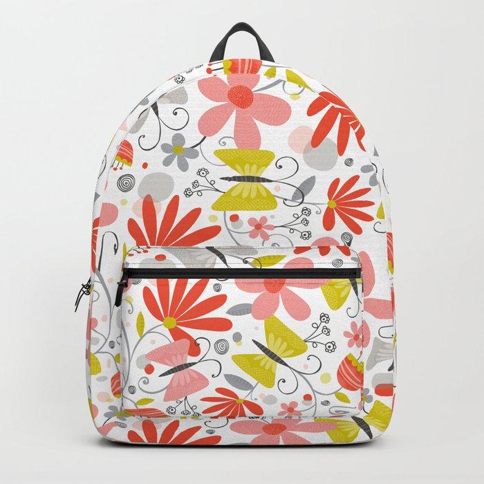 Busy Butterflies Backpack