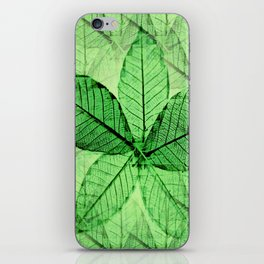Foliage 2 iPhone Skin