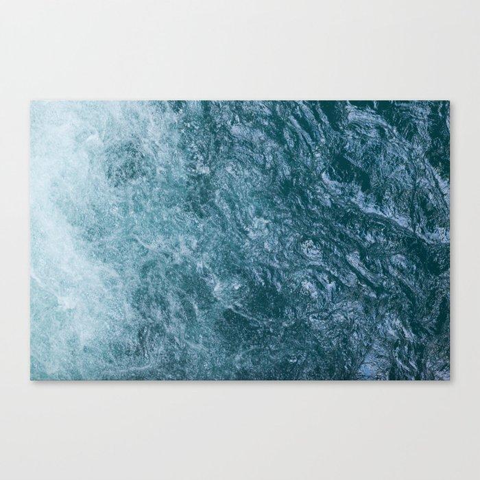 Mountain Waters II (Norway) Canvas Print