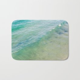 Peaceful Waves Bath Mat