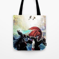 Jungle Gym of my Mind Tote Bag