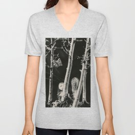 The girls - tim burton Unisex V-Neck