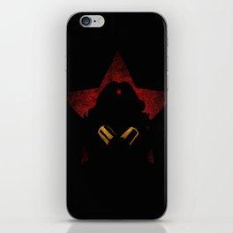 SuperHeroes Shadows : WonderWoman iPhone Skin