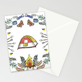 Camp Dutch Stationery Cards