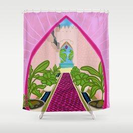 Magical Thailand Shower Curtain