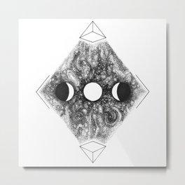 Lunacy Metal Print