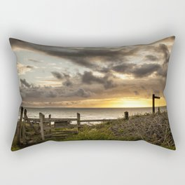 Lundy Island Rectangular Pillow