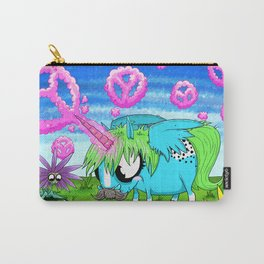 She Come's in Peace Carry-All Pouch