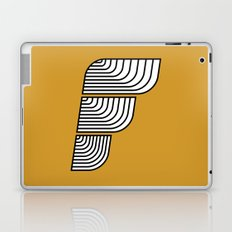 F like F Laptop & iPad Skin