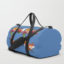 Hunt Flowers Not Foxes Two Duffle Bag
