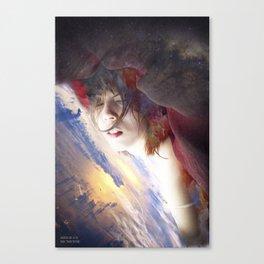 Divinity: Telekinesis  Canvas Print