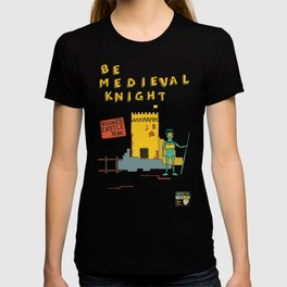 Afternoon at the Medieval Age (a) T-shirt