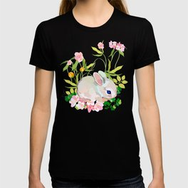 springtime bunny T-shirt