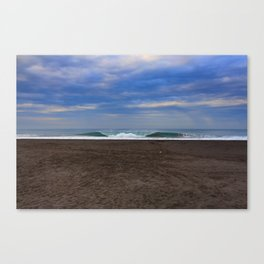 Welcome Shot Canvas Print