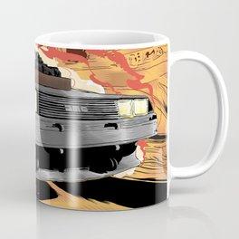 Back to the Future III (Three) Coffee Mug