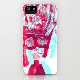 poetrait3 iPhone Case