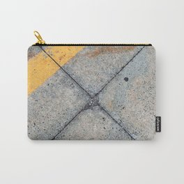 Concrete Ground Carry-All Pouch