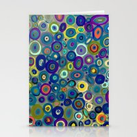 graffiti Stationery Cards featuring graffiti by sylvie demers