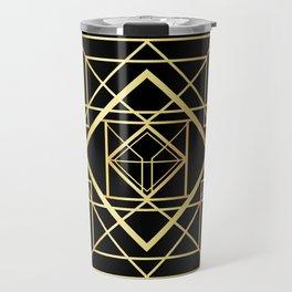 1920 Art deco Gatsby Style Travel Mug