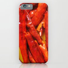 Chili peppers iPhone 6s Slim Case