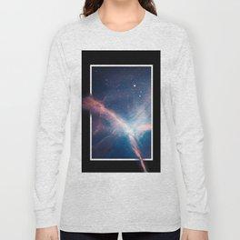 A WINDOW THROUGH SPACE Long Sleeve T-shirt