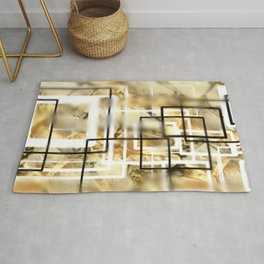 Gold beauty Rug