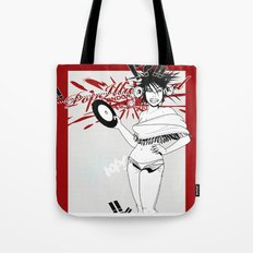 It's The Logo - Full Blood Edition Tote Bag