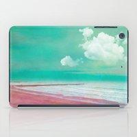 silent iPad Cases featuring SILENT BEACH by VIAINA