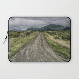 The Road to Tongue Laptop Sleeve