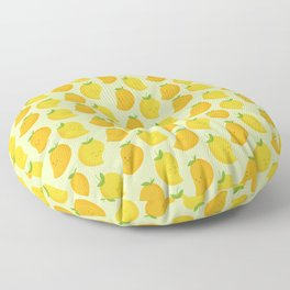 Happy Mangoes Floor Pillow