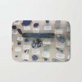Blue gems Bath Mat