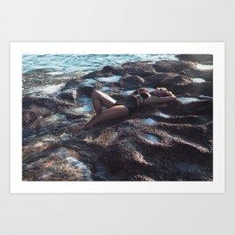 Model Portfolios Art Print