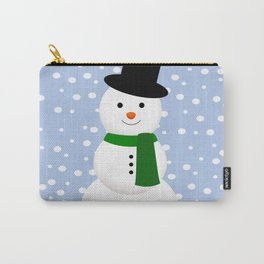 Snow boy Carry-All Pouch