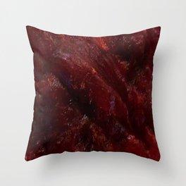 Darken Jerky Throw Pillow