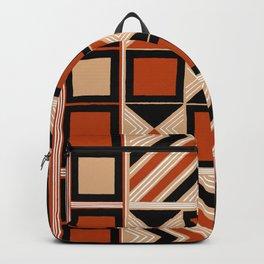 Hallstatt Kelt Pattern Backpack