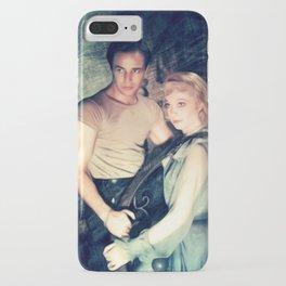 Marlon Brando and Vivien Leigh, A Streetcar Named Desire iPhone Case