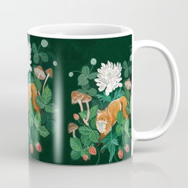 Strawberry Fox Coffee Mug