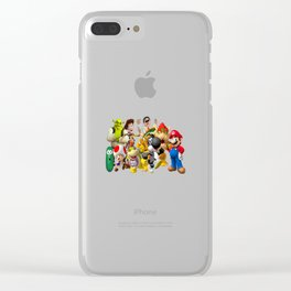 All Game Clear iPhone Case