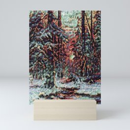 Sprinkles from a Forest Dream Mini Art Print