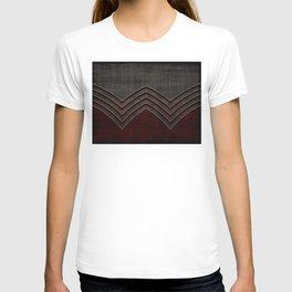 royal grunge T-shirt