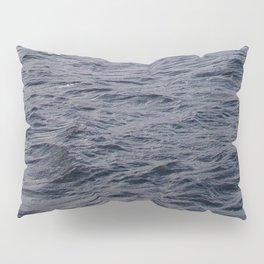 Wild waves in Loch Ness Pillow Sham