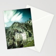 Majestic Predjama Castle Stationery Cards